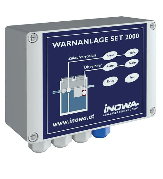 INOWA warning systems